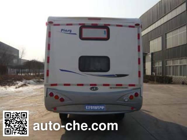 亚特重工牌TZ5041XLJSEYF旅居车