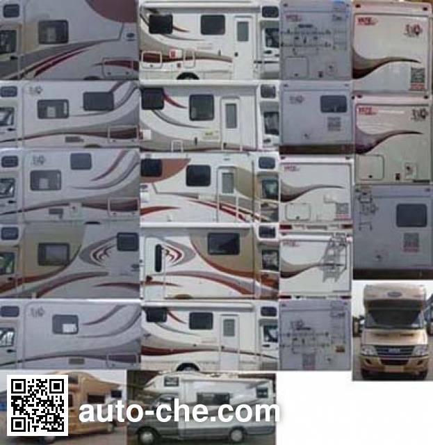 亚特重工牌TZ5044XLJA旅居车