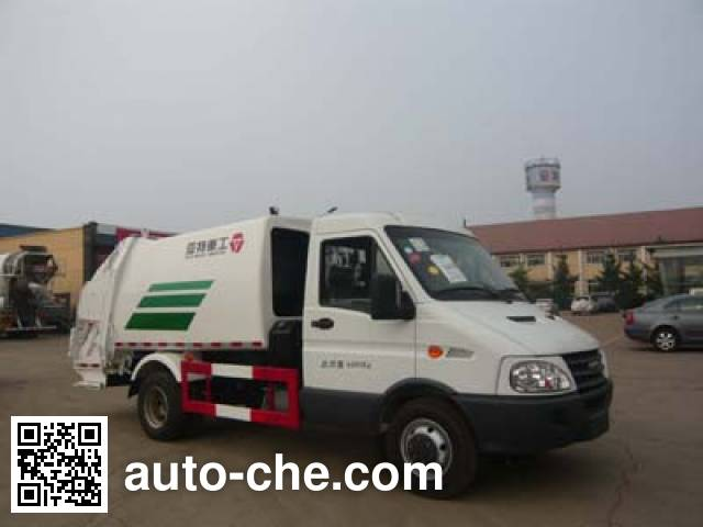 Yate YTZG TZ5044ZYS garbage compactor truck