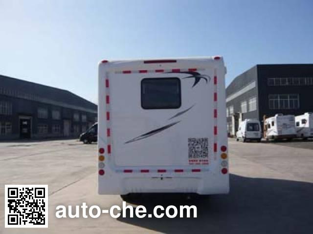 亚特重工牌TZ5045XLJBDET旅居车