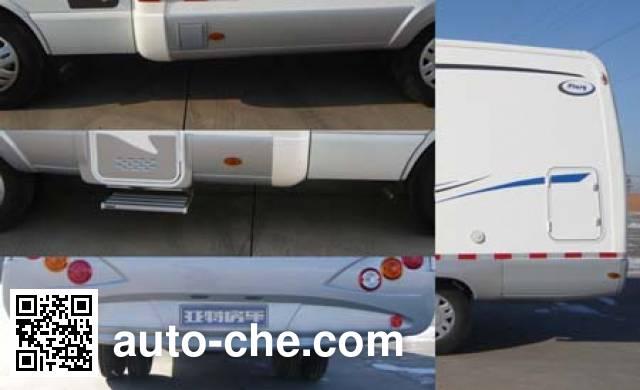 亚特重工牌TZ5045XLJNEYF旅居车