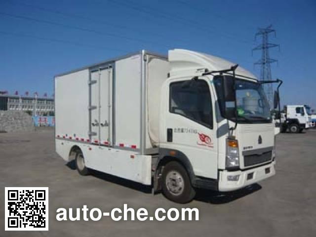 Yate YTZG TZ5070XXYBEV electric cargo van