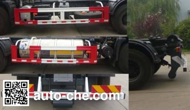 Yate YTZG TZ5160ZXXEGE detachable body garbage truck