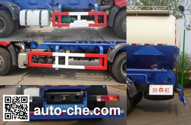 亚特重工牌TZ5250GFLCZ4D低密度粉粒物料运输车