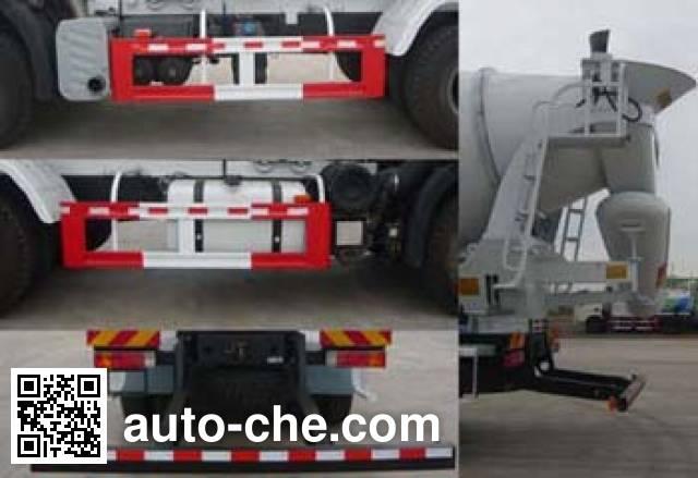 亚特重工牌TZ5250GJBCEEJ6混凝土搅拌运输车