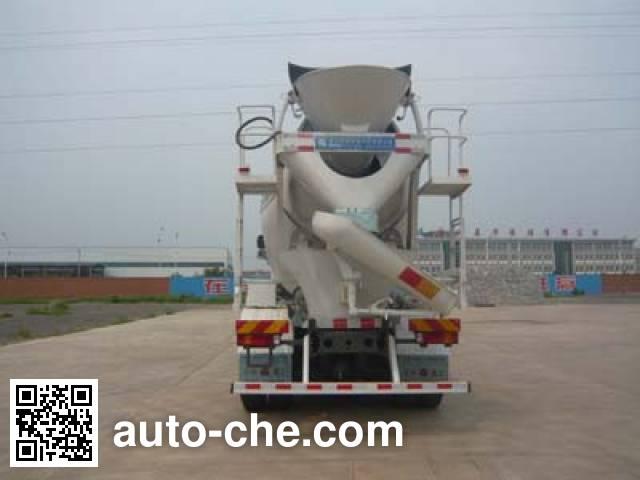 亚特重工牌TZ5255GJBZN6D混凝土搅拌运输车