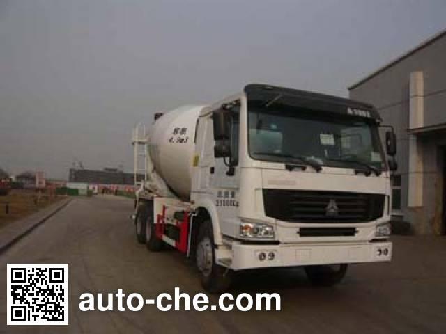 Yate YTZG TZ5257GJBZ4N concrete mixer truck