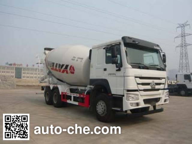 Yate YTZG TZ5257GJBZC4E1 concrete mixer truck