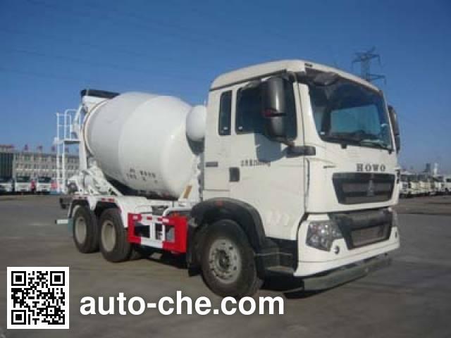 Yate YTZG TZ5257GJBZG6D concrete mixer truck