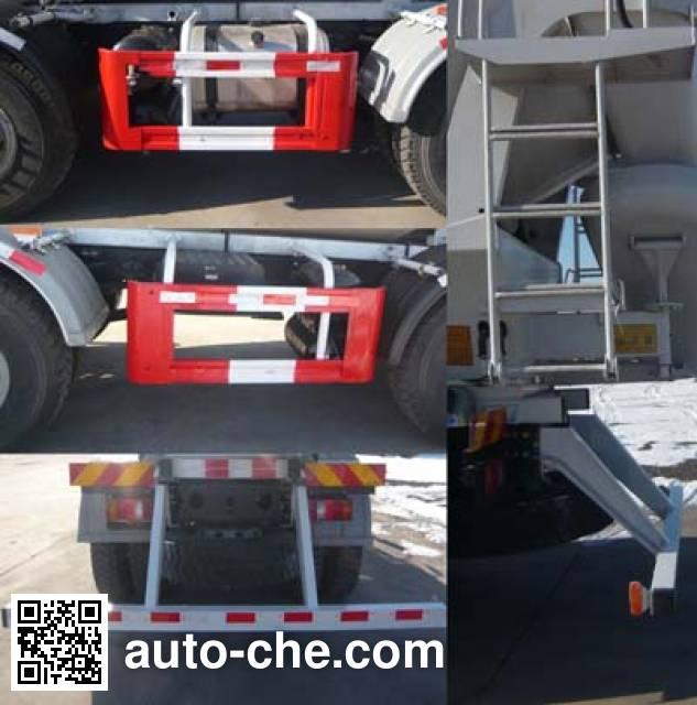 亚特重工牌TZ5257GJBZH6D混凝土搅拌运输车