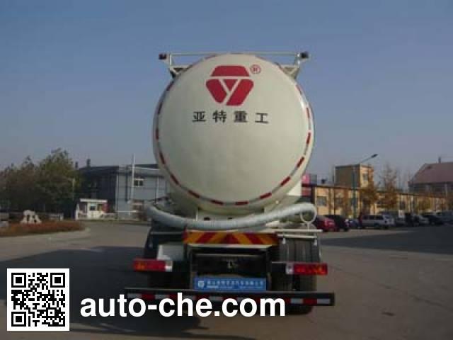 Yate YTZG TZ5310GFLCE5D medium-density bulk powder transport truck