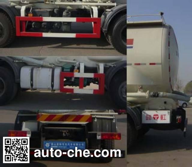 亚特重工牌TZ5310GFLCE5D中密度粉粒物料运输车