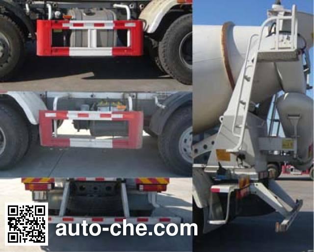 Yate YTZG TZ5315GJBZ8EJ5G concrete mixer truck