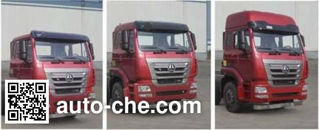 Yate YTZG TZ5315GJBZN8D concrete mixer truck