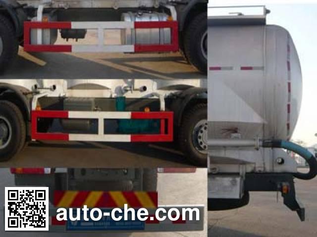 亚特重工牌TZ5317GFLZC6粉粒物料运输车