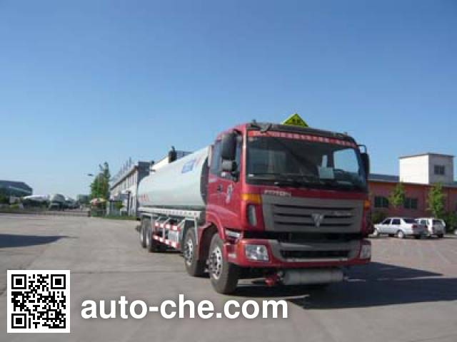 Yate YTZG TZ5317GHYBS7 chemical liquid tank truck