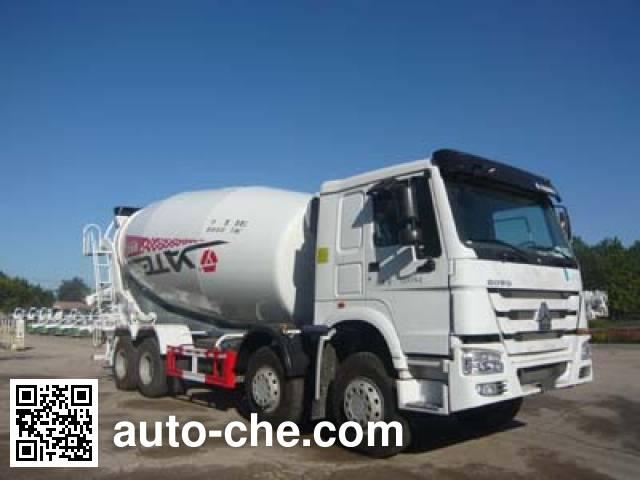 Yate YTZG TZ5317GJBZN8D concrete mixer truck