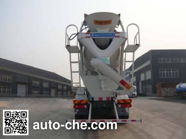 Yate YTZG TZ5317GJBZN8E1 concrete mixer truck
