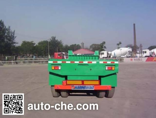 亚特重工牌TZ9220TBG半挂车