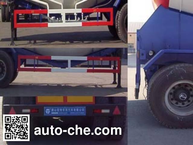 Yate YTZG TZ9400GFL bulk powder trailer