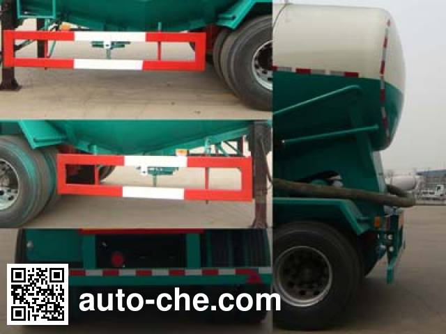 Yate YTZG TZ9400GXH ash transport trailer