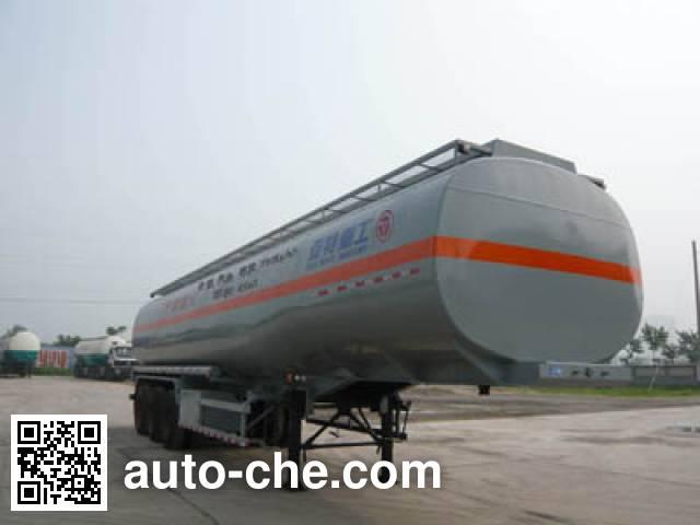 亚特重工牌TZ9400GYY运油半挂车