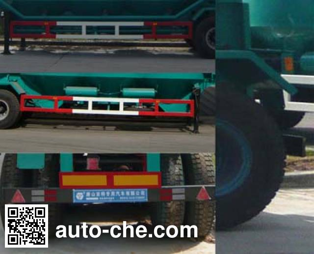 亚特重工牌TZ9401GFL粉粒物料运输半挂车