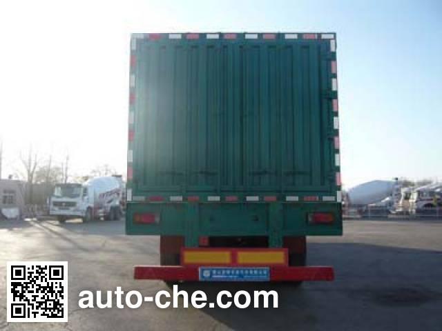 Yate YTZG TZ9402XXY box body van trailer