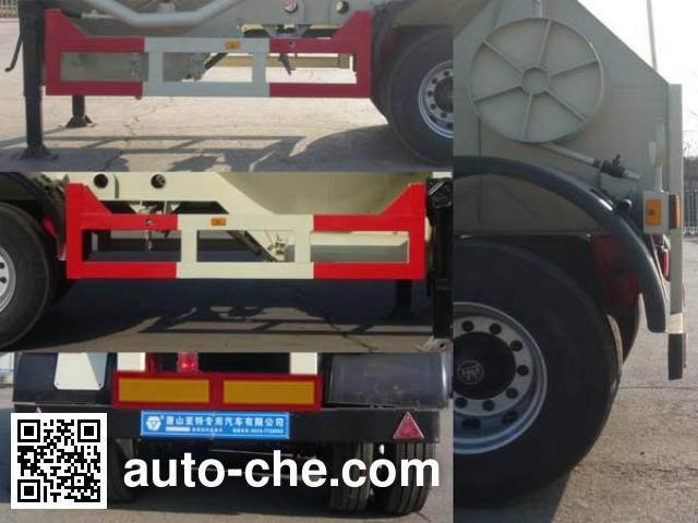 亚特重工牌TZ9405GFL粉粒物料运输半挂车