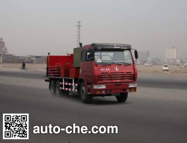 Tianzhi TZJ5221TYL70 fracturing truck