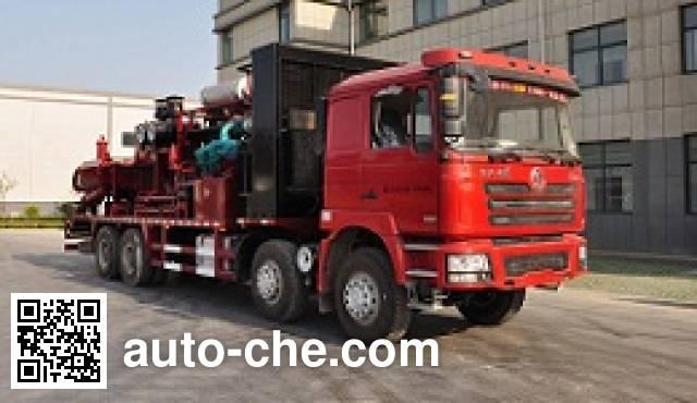 Tianzhi TZJ5340TYL250 fracturing truck