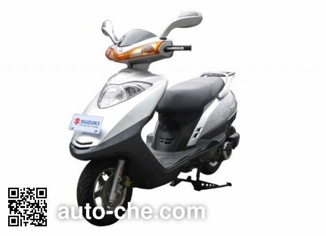 铃木牌UA125T-3踏板车