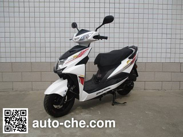 Wudu WD125T-6A scooter