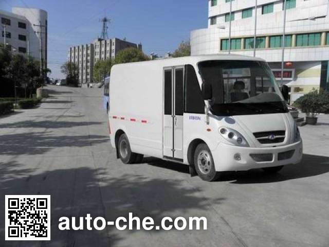 Wanda WD5040XXY cargo and passenger van