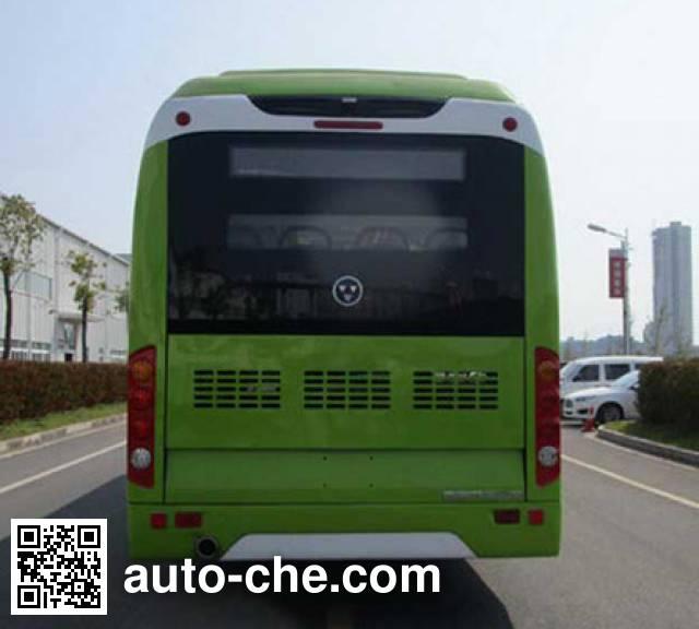 Wanda WD6102CHEV1 hybrid city bus