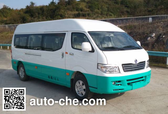 Wanda WD6602BEV1 electric bus