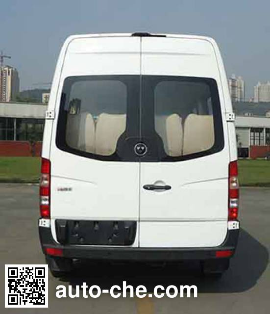 Wanda WD6604BEV1 electric bus