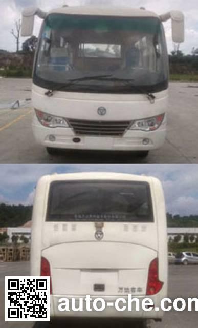 Wanda WD6608NGA city bus