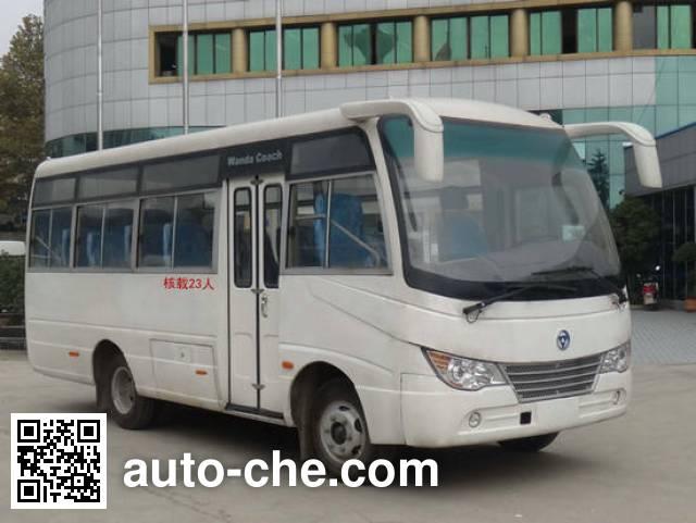 Wanda WD6660DA bus