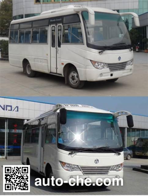 Wanda WD6660NGC city bus