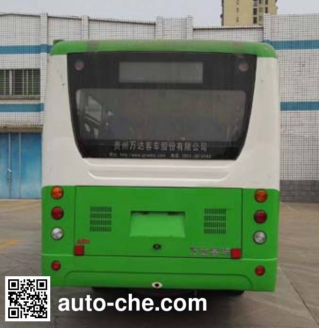 Wanda WD6720NGC city bus