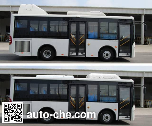 Wanda WD6760HNGA city bus