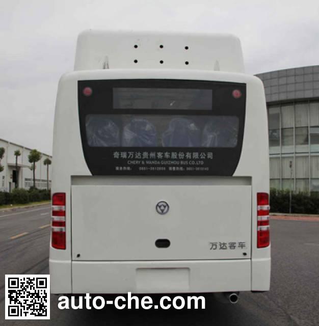 Wanda WD6850HNGA city bus