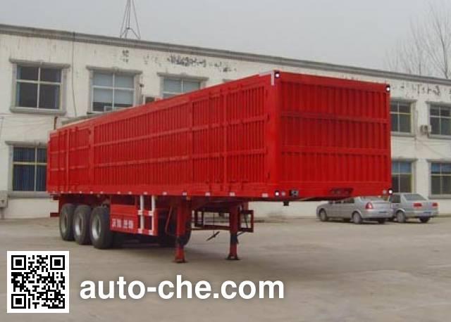 Wodeli WDL9401XXY box body van trailer
