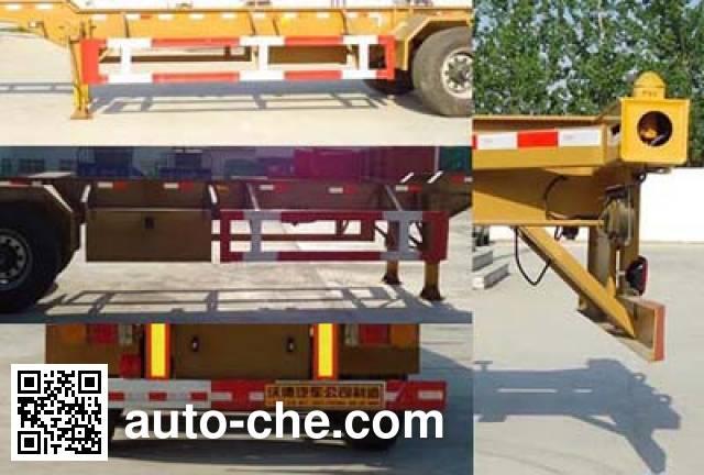 Wodeli WDL9402TJZ container transport trailer
