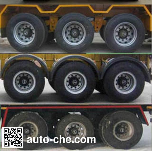 Wodeli WDL9403TJZ container transport trailer