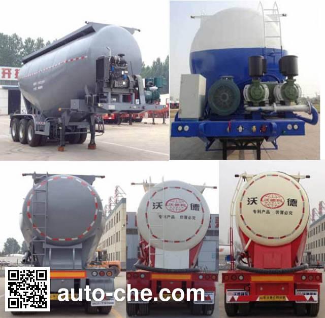 Wodeli WDL9404GXH ash transport trailer