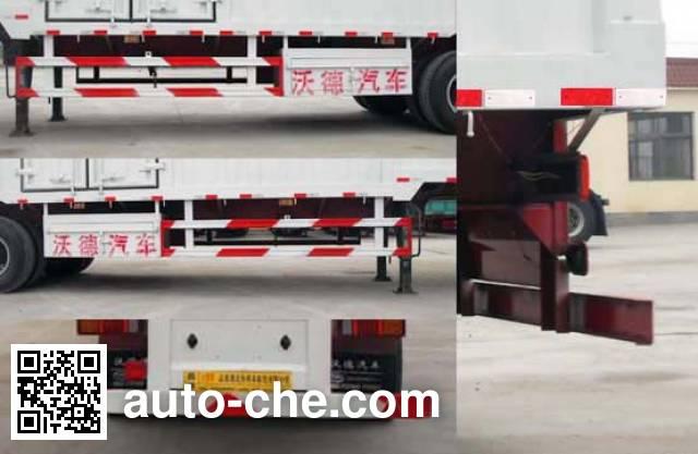 Wodeli WDL9404XXY box body van trailer
