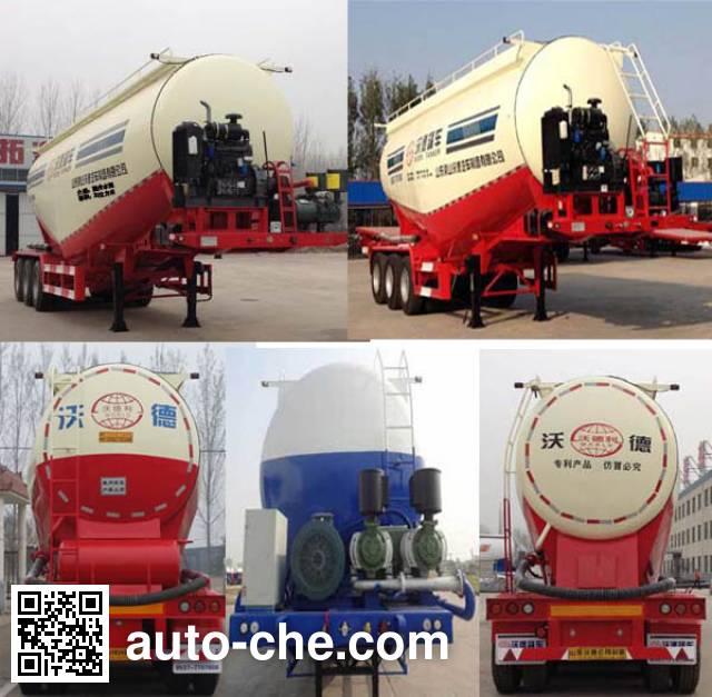 Wodeli WDL9407GXH ash transport trailer