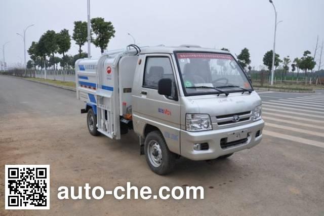 金银湖牌WFA5030ZZZFE5自装卸式垃圾车